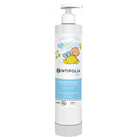 Une eau nettoyante sans rinçage bio Centifolia 250 ml