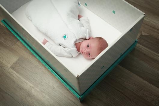 Baby box de Fabrication française