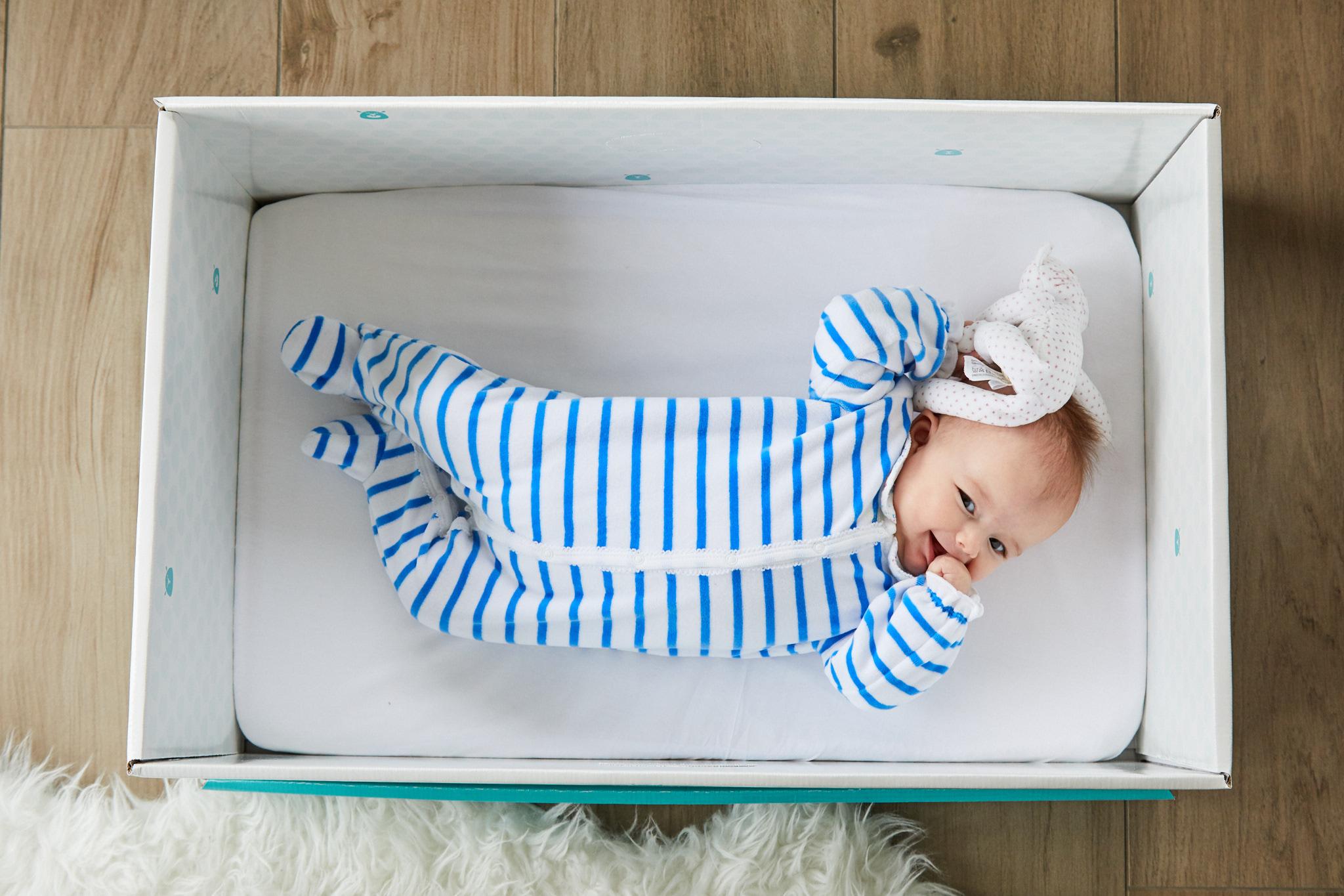 bébé babybox marmott