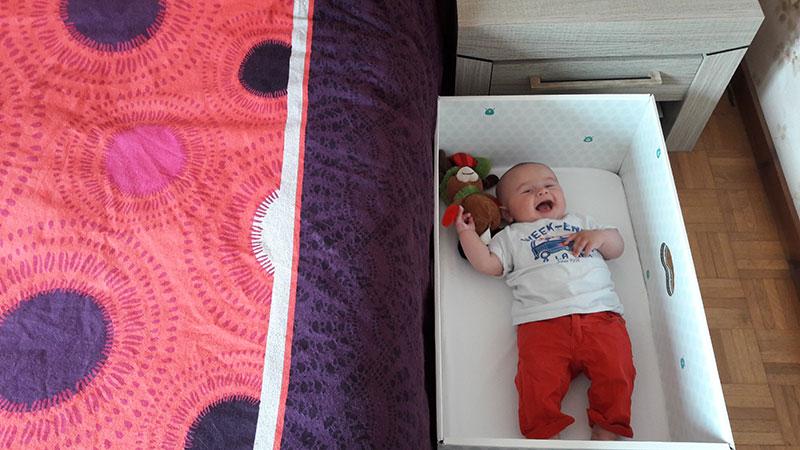 babybox marmott cadeau naissance berceau avis