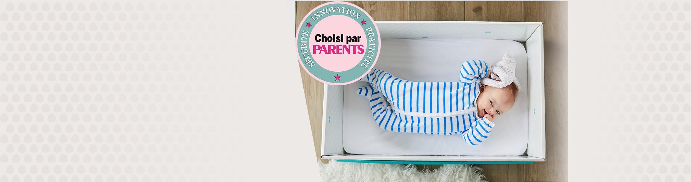MARMOTT', la première babybox homologuée fabriquée en France